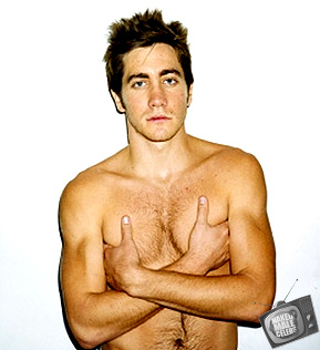 Jake Gyllenhaal Naked